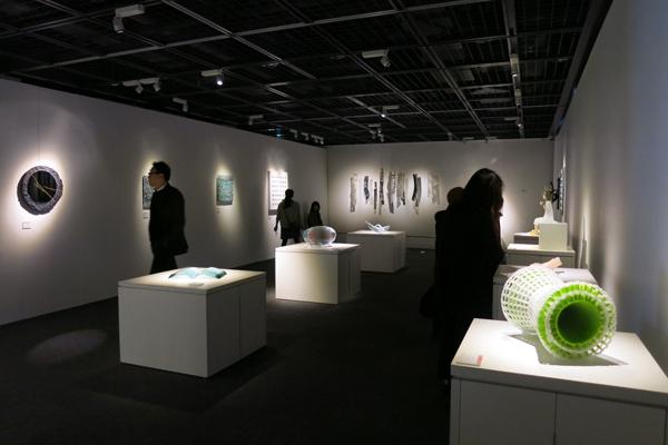 国際ガラス展